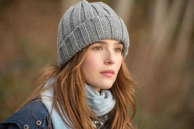 "Zoey Deutch as Samantha ""Sam"" Kingston in Before I Fall"