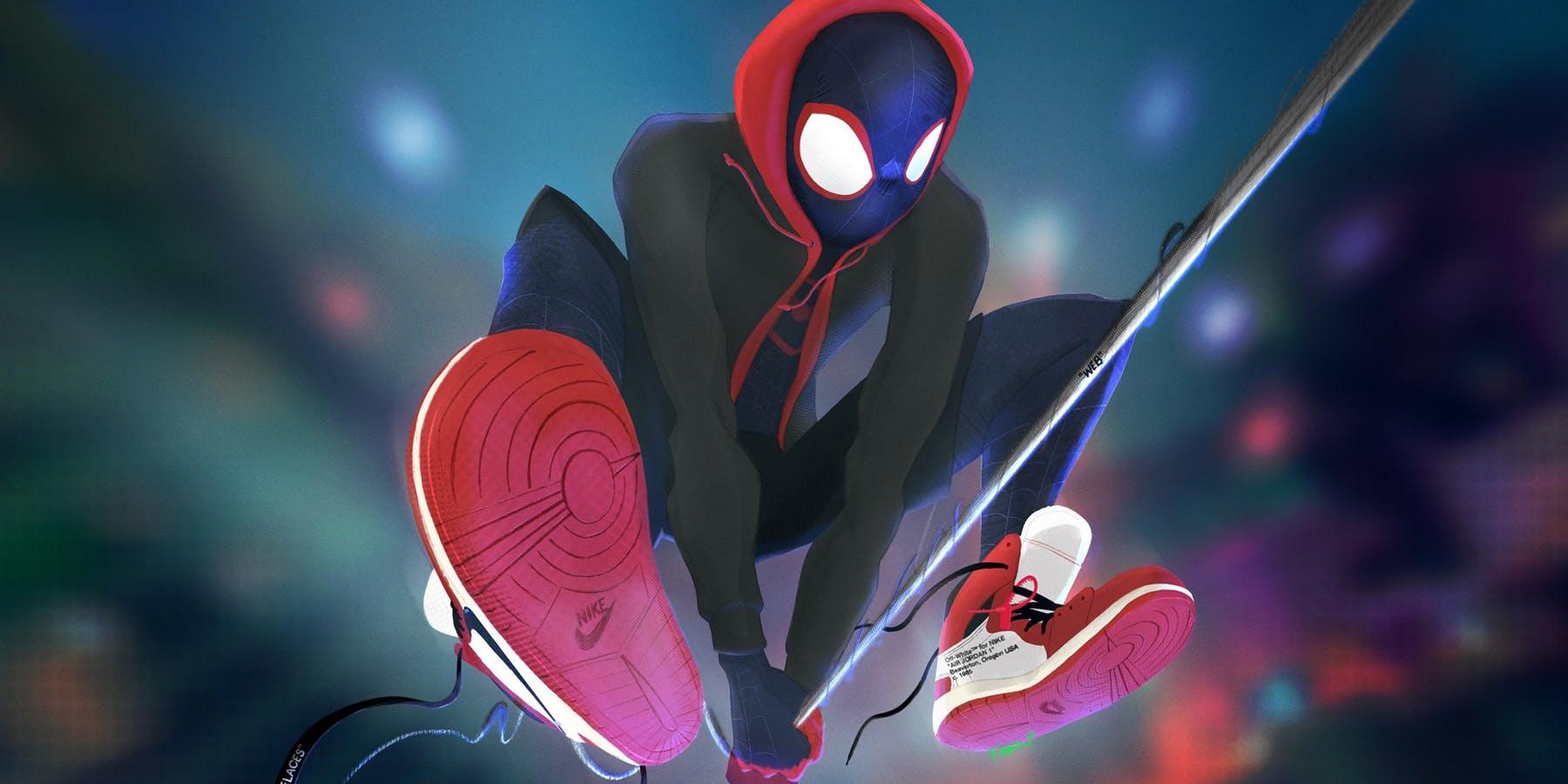 Resultado de imagem para spider man into the spider verse
