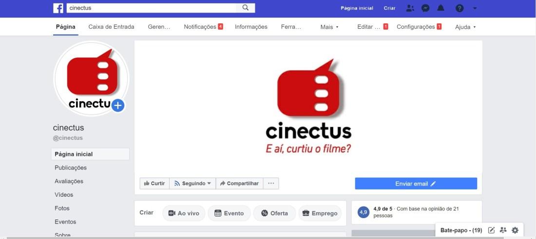 CinectusFacebook