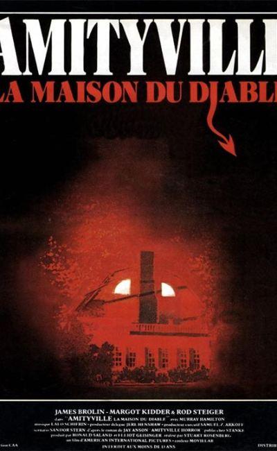 Affiche de Landi pour Amityville, la maison du diable