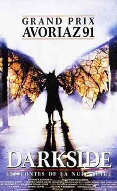 Affiche française de Dark Side, les contes de la nuit noire