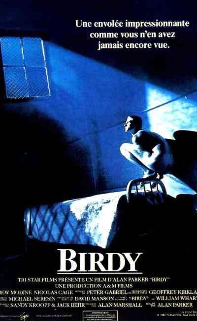 Birdy, affiche du film d'Alan Parker