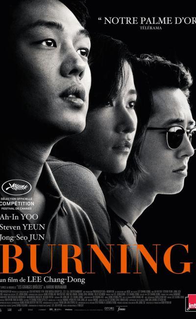 Burning affiche cinéma