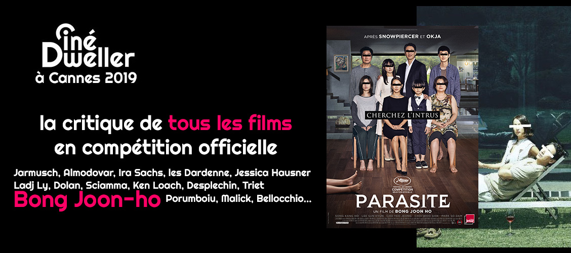 Affiche : Les Parasites, Palme d'or Cannes 2019 (The Jokers, les Bookmakers)