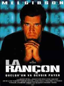 Affiche de La rançon avec Mel Gibson