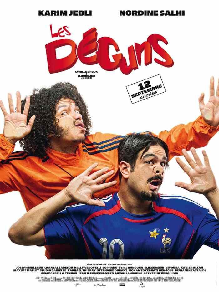Affiche du film Les Déguns