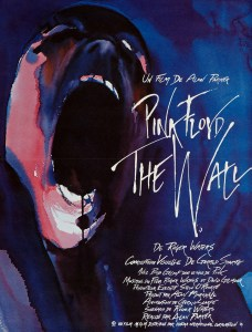 Pink Floyd the wall, affiche