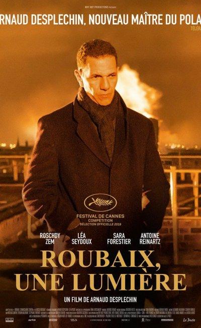 Affiche du film Roubaix une lumière