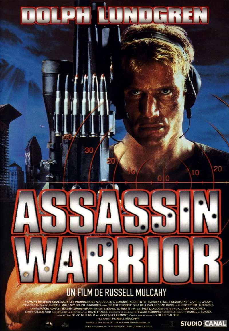 Assassin Warrior, jaquette DVD
