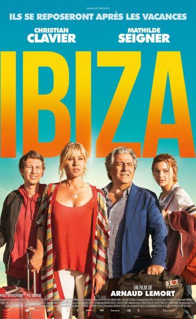 ibiza, l'affiche du film