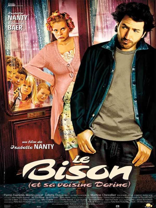 Le bison et sa voisine dorine, le premier long métrage réalisé par Isabelle Nanty