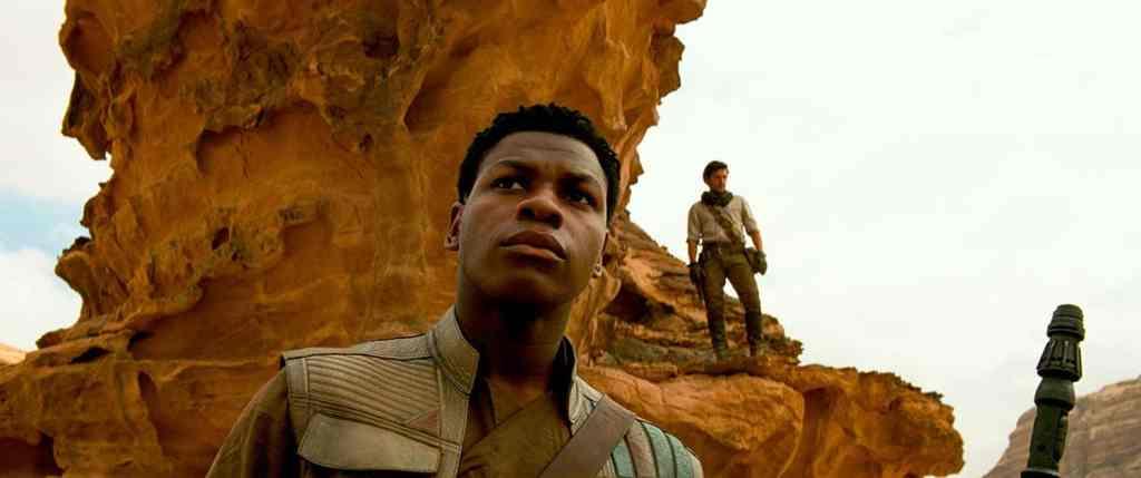 John Boyega dans L'ascension de Skywalker