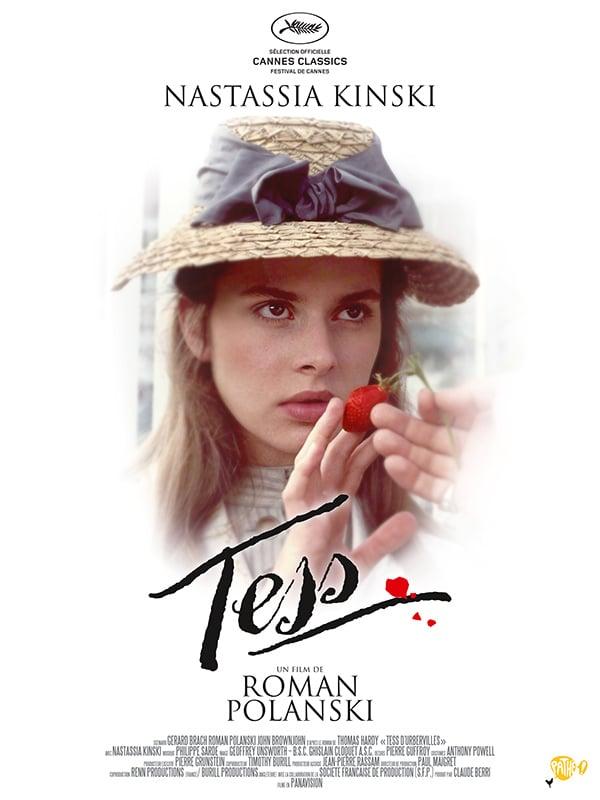 Affiche de Tess de Roman Polanski