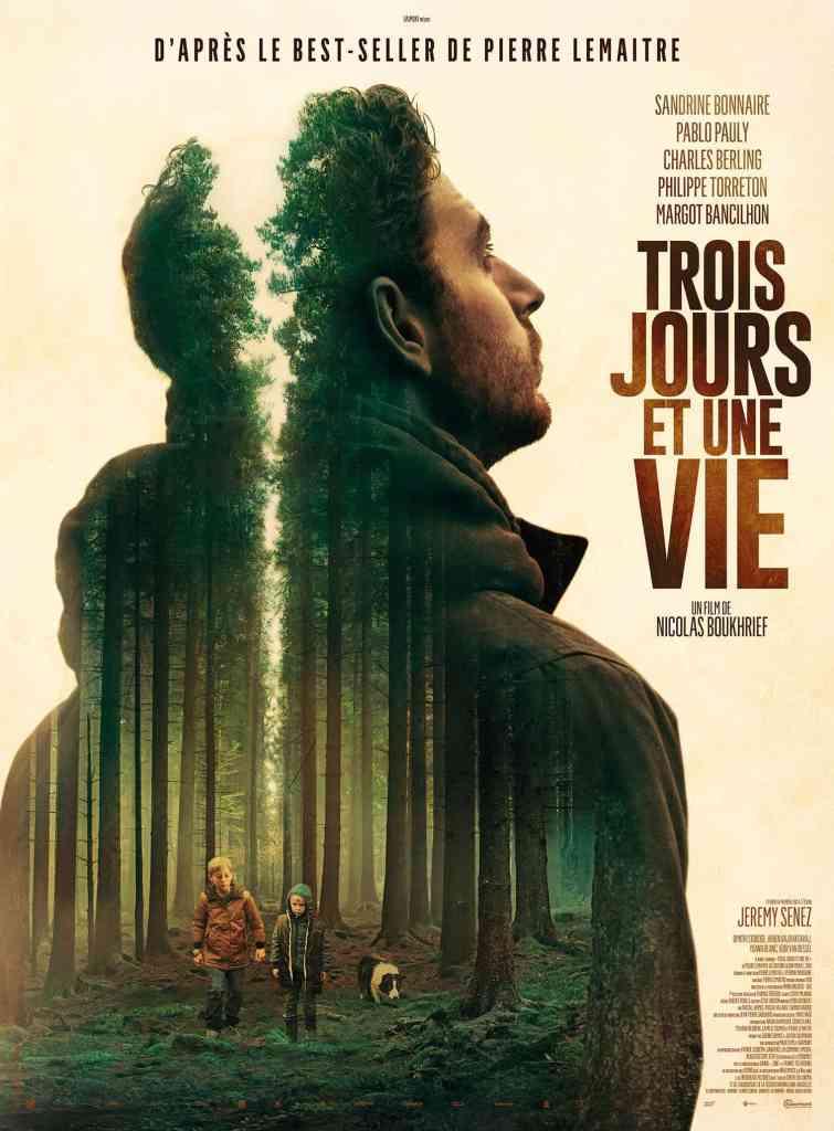 Trois jours et une vie de Laurent Boukhrief, affiche du film