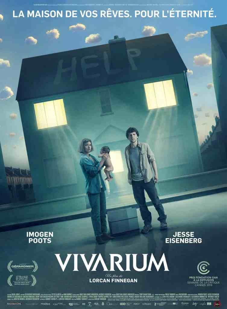 Vivarium affiche du film de Lorcan Finnegan