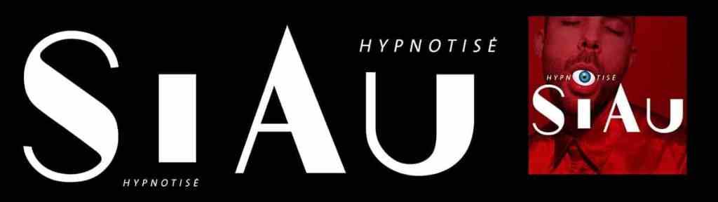 Pochette surréaliste de l'EP de Siau Hypnotisé