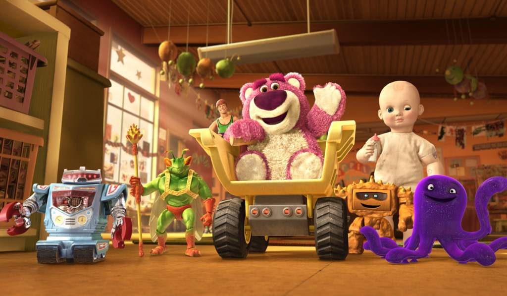 Toy Story 3, photo