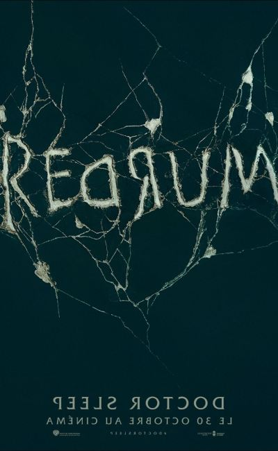 Doctor Sleep, d'après Stephen King, affiche teaser