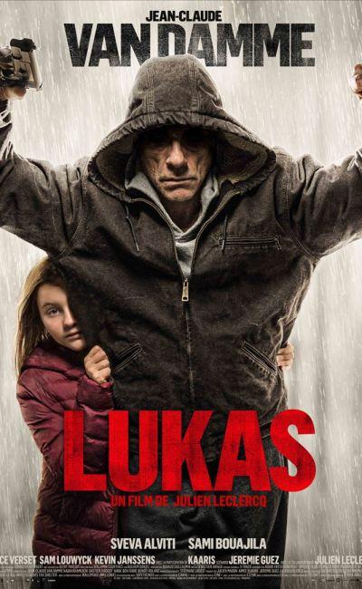 Lukas, l'affiche