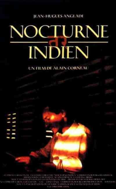 Affiche de Nocturne indien d'Alain Corneau