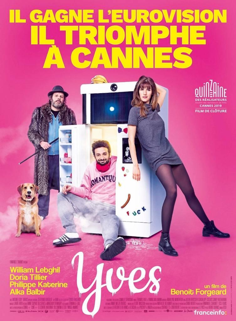Affiche du film Yves