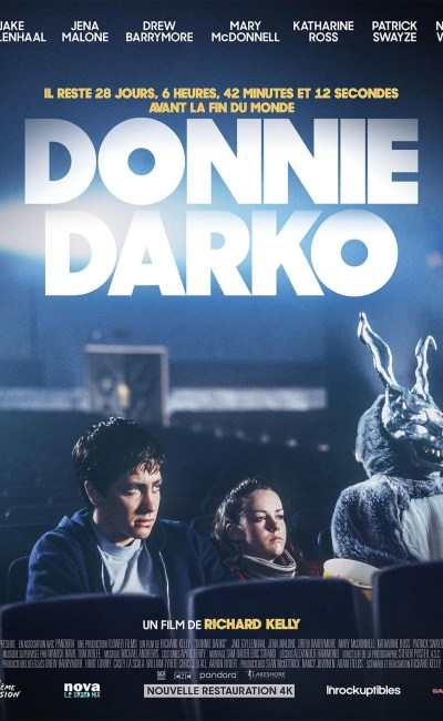 Donnie Darko, affiche reprise 2019