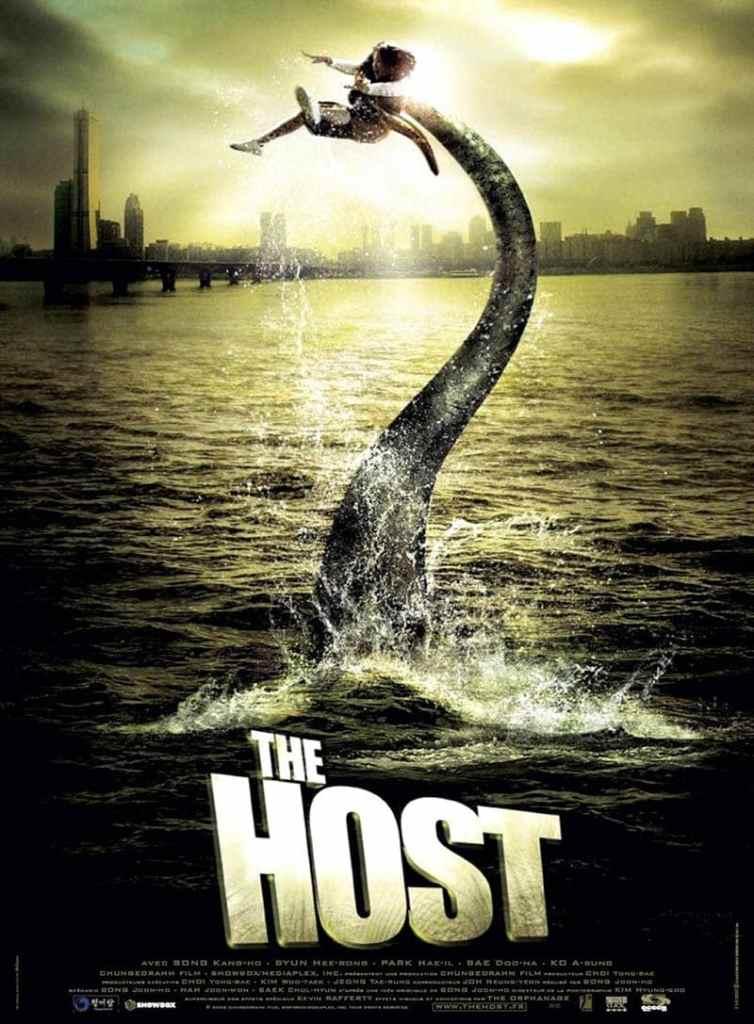 The Host de Bong Joon-ho, l'affiche française originale de 2006