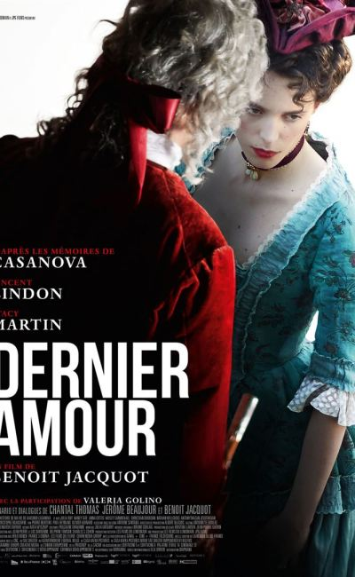 Affiche de Dernier Amour de Benoît Jacquot