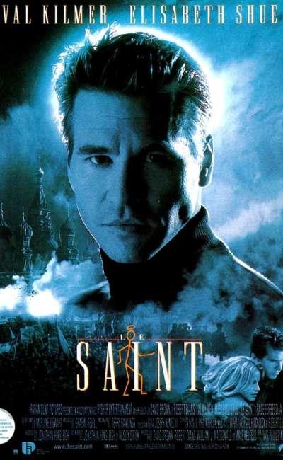 Le saint, l'affiche française du film