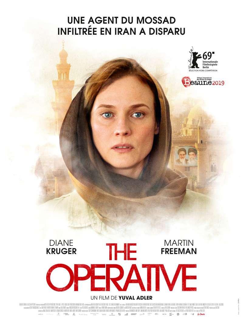 The Operative, l'affiche du film