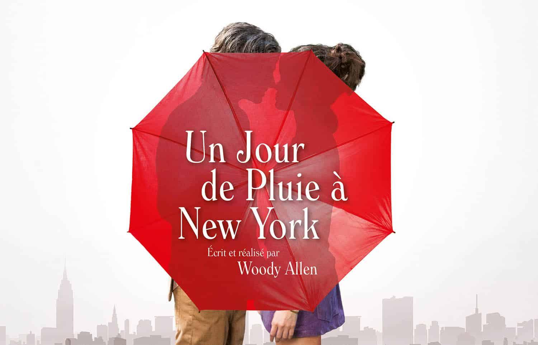 Un jour de pluie à New York Slider du nouveau Woody Allen