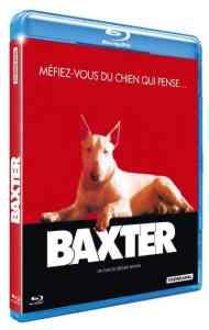 Blu-ray de Baxter sur StudioCanal