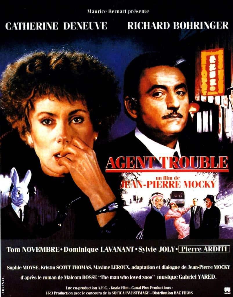 Agent trouble, affiche par Arsenal, gros succès en 1987