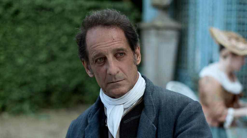 Vincent Lindon en Casanova dans Dernier Amour