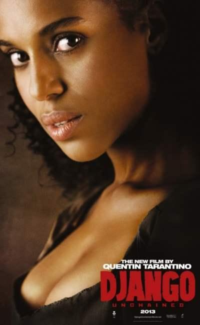 Kerry Washington dans Django Unchained