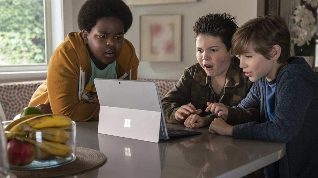 Good boys : 3 gamins et un écran, photo de la comédie d'Universal