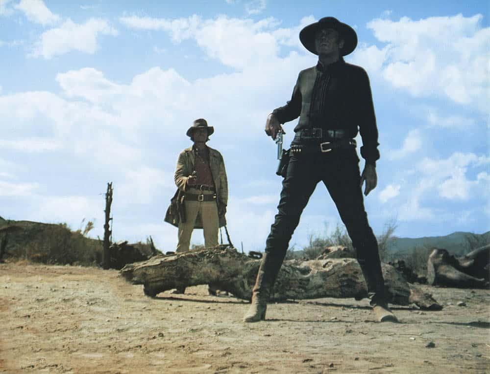 Henry Fonda dans Il était une fois dans l'ouest sergio leone