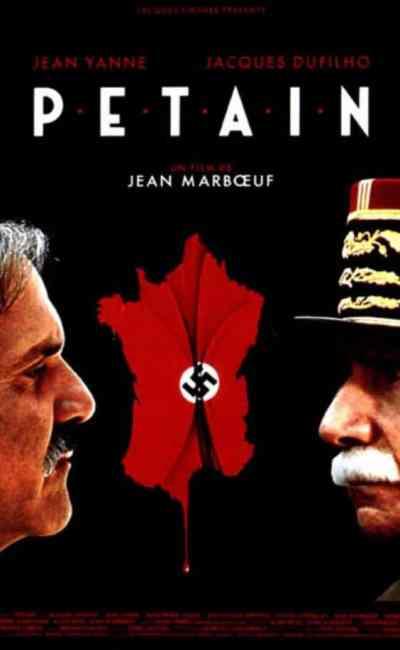 Jacques Dufilho dans Pétain