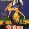 Schlock, affiche de la reprise 1984