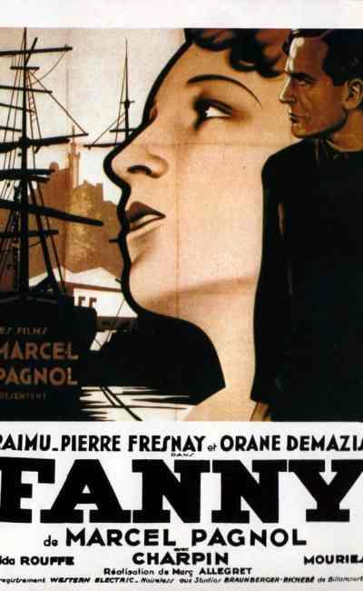 Affiche de Fanny de Marc Allégret