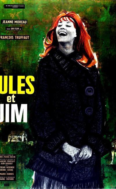 Affiche de Jules et Jim
