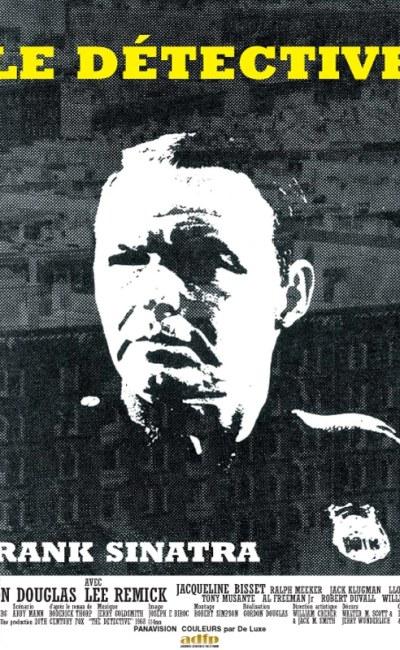 Affiche de Le Détective de Gordon Douglas