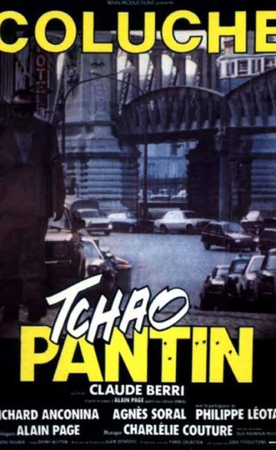Affiche de Tchao pantin de Claude Berri