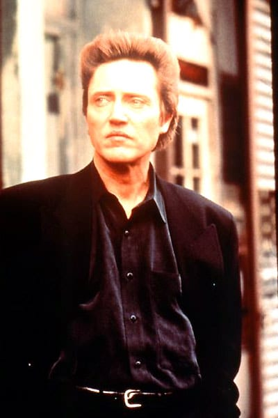 Christopher Walken dans The King of New York d'Abel Ferrara
