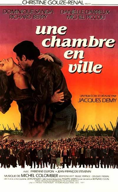 Affiche d'Une chambre en ville de Jacques Demy