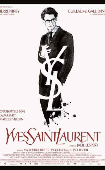 Affiche de Yves Saint Laurenr de Jalil Lespert