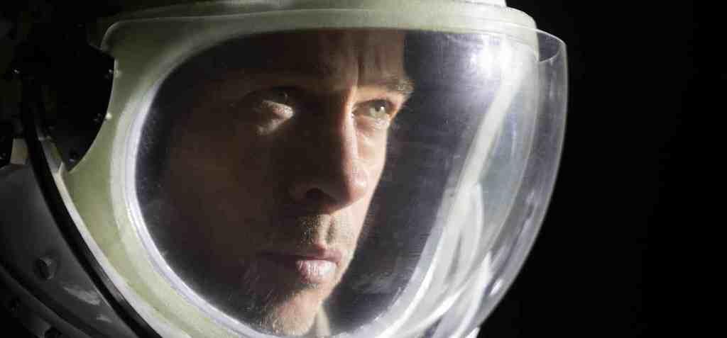 Ad Astra, photo d'exploitation, Brad Pitt