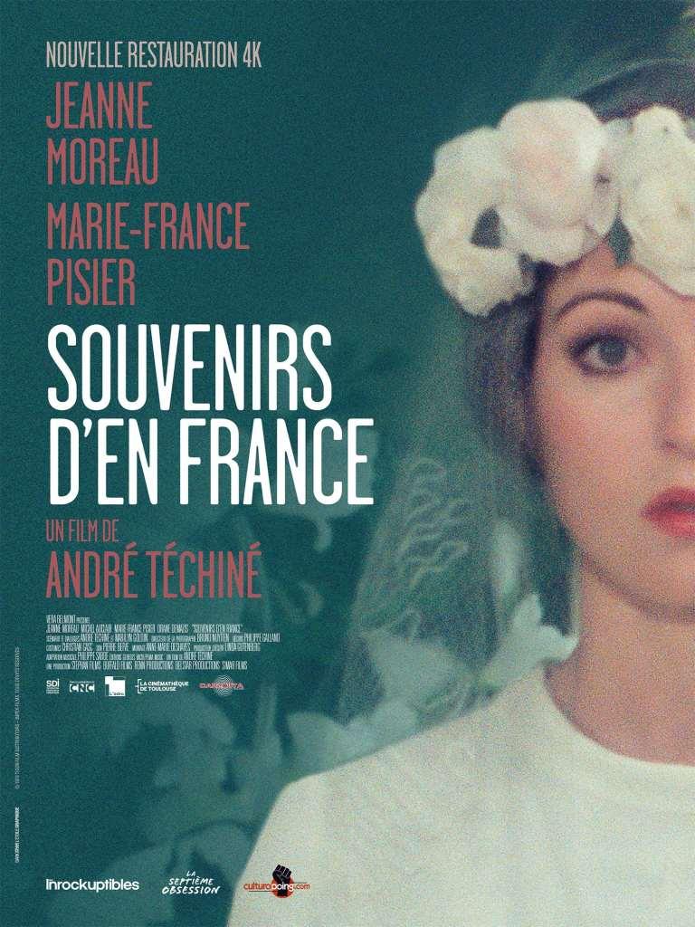 affiche souvenirs d'en France