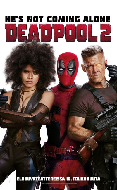 Zazie Beetz dans Deadpool 2
