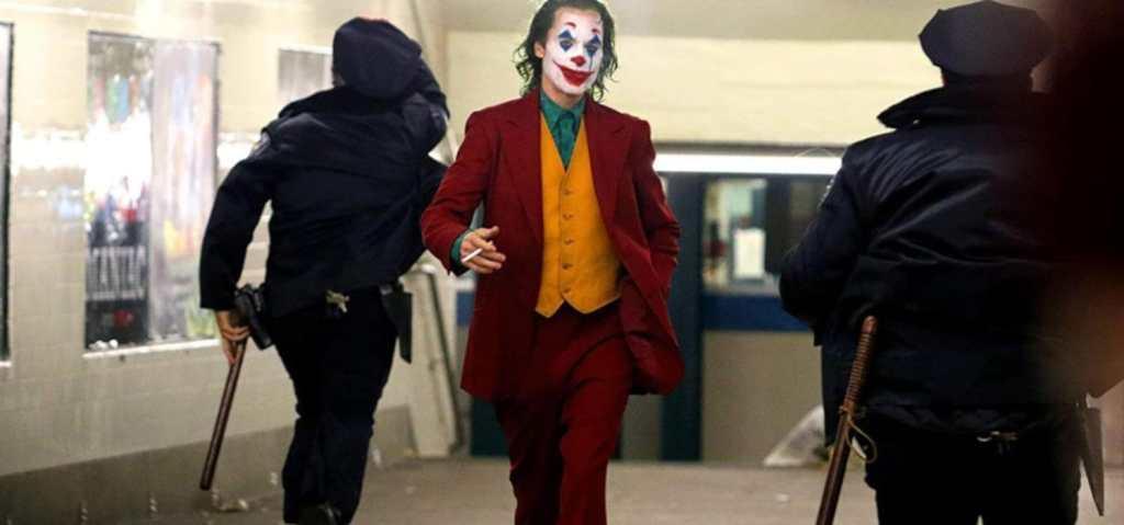 Joaquin Phoenix est le Joker